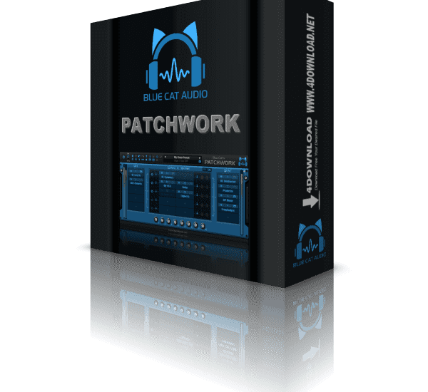 Blue Cat's PatchWork Crack 2.42