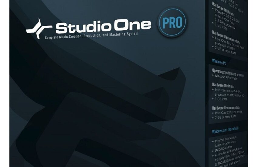 Studio One 5 Crack
