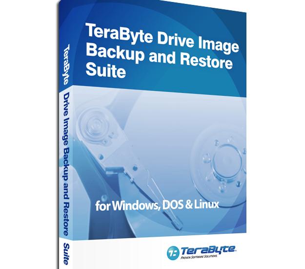 TeraByte Drive Image Backup & Restore Suite Crack 3.42