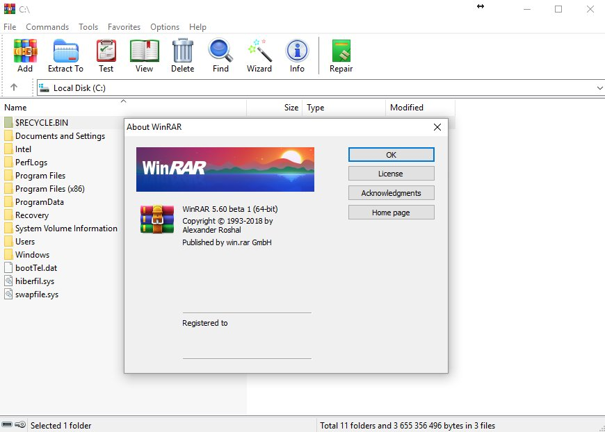 WinRAR Crack 6.0 With Key Download Full Latest 2021