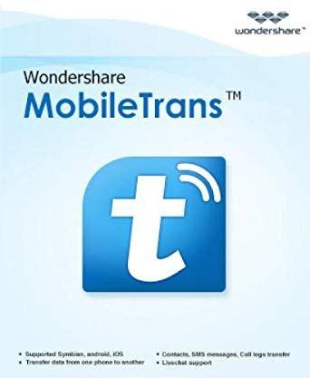 Wondershare Mobiletrans Crack 8.1.0