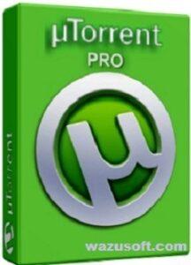 UTorrent Pro Crack 3.5.5 Build 45852