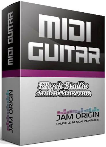 Jam Origin MIDI Guitar Crack 2.2.1