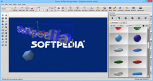 Aurora 3D Text & Logo Maker 20.01.30 Crack + Key Download Latest 2021