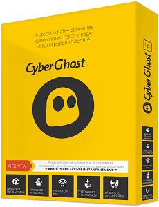 CyberGhost VPN Crack 8.2.4.7664