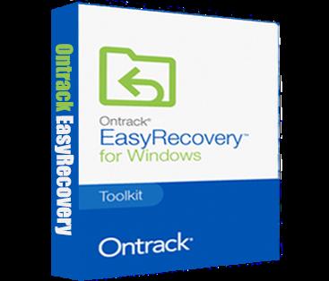 ONTRACK EASYRECOVERY TOOLKIT Crack V15.0.0.0
