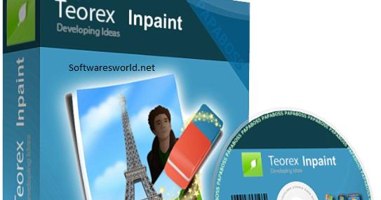 Teorex Inpaint 9.1 Crack